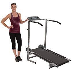 Exerpeutic 100XL Manual Treadmill