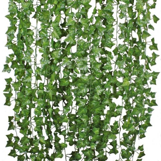 Ivy-Leaf-Artificial-Plants-Vine-Hanging-Garland