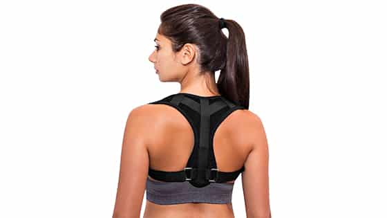 Véritable correcteur de posture corporelle
