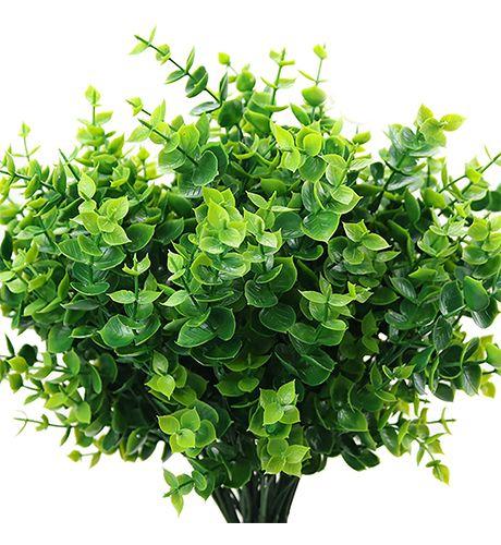 eladeco artificial boxwood plant