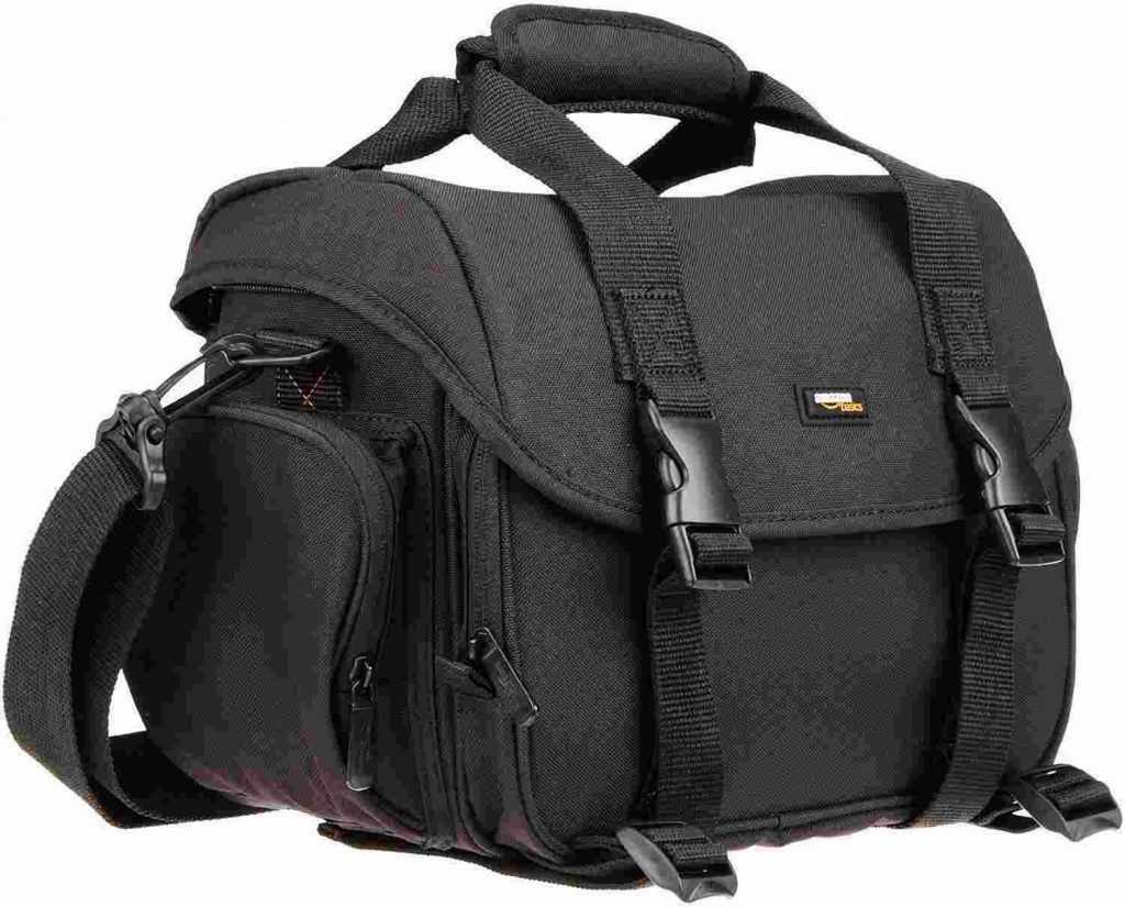 Amazon basics large dslr camera bag
