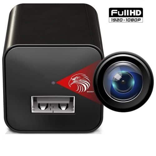 Spy-Camera-Charger-Hidden-Spy-Camera 1080P