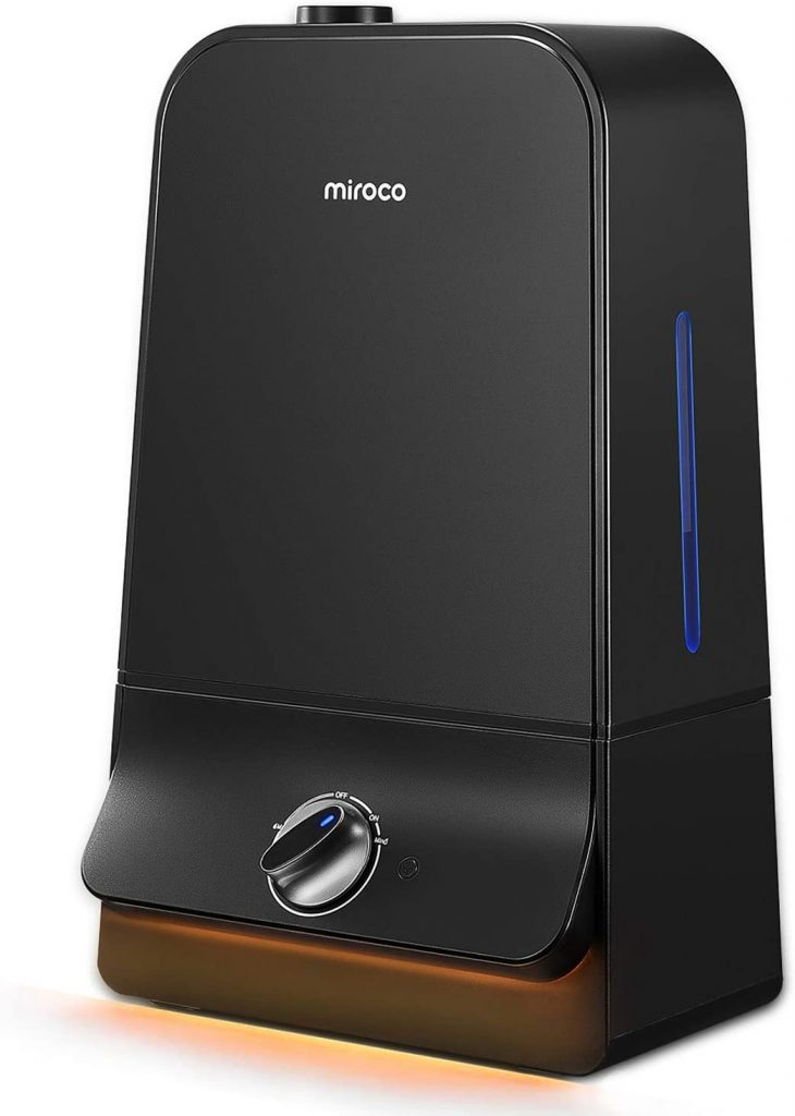 Miroco Cool Mist Humidifier