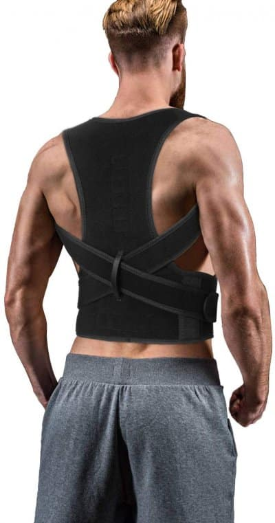 Back-Brace-Posture-Corrector-for-Women-Men-Back-Lumbar-Adjustable-Support-Shoulder-Posture-Support-for-Improve-Posture-Provide-and-Back-Pain-Relief