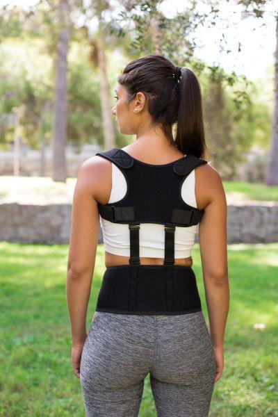 Back Brace magnetic posture corrector