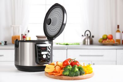 Electric Pressure Cooker Featured image