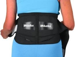 Mueller 255 lumbar support back brace
