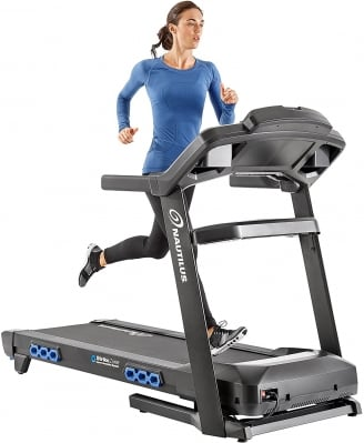 Nautilus treadmill