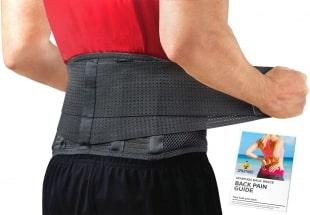 Sparthos back support belt