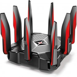 TP-Link-AC5400-Tri-Band-Gaming-Router-–-MU-MIMO-1.8GHz-Quad-Core-64-bit-CPU-Game-First-Works-with-Alexa-Archer-C5400X