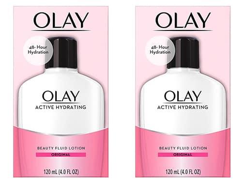 olay face moisturizer