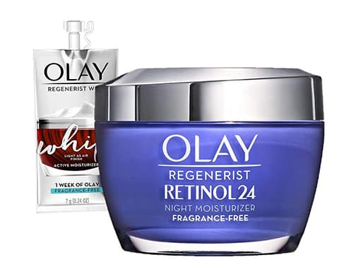 olay regenerist retinol moisturizer