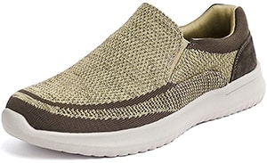 Bruno marc men's slip on loafer