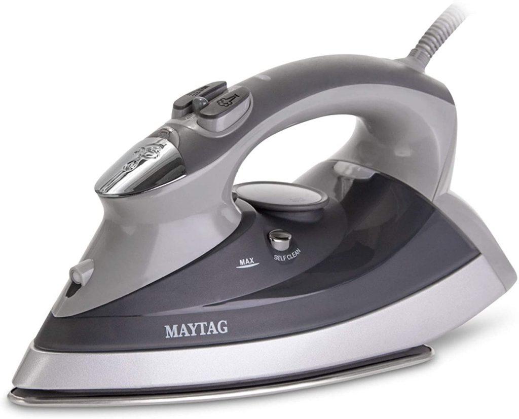Maytag M400 Steam Iron, M400-SpeedHeat, Grey
