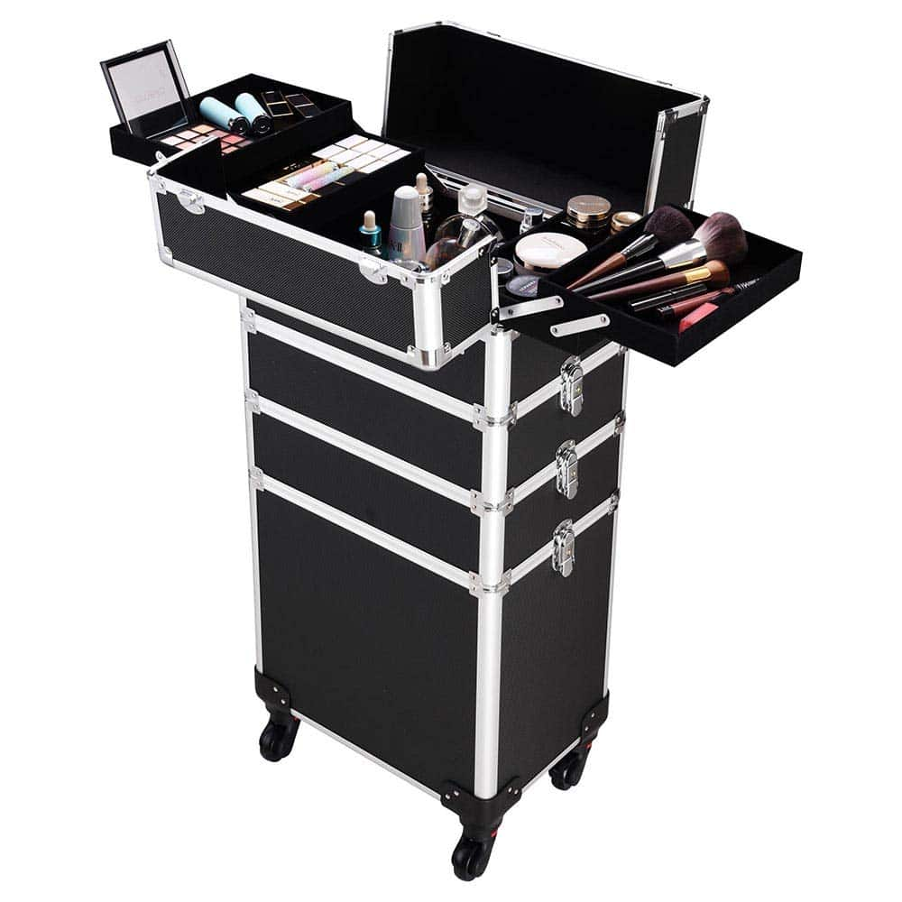 AW-Classic-Black-Rolling-Makeup-Artist-Travel-case-Storage