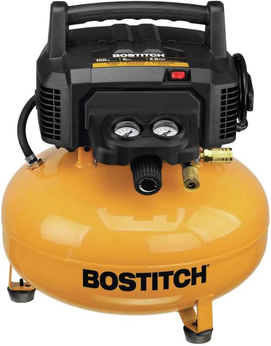 BOSTITCH-Pancake-BTFP02012-Air-Compressor