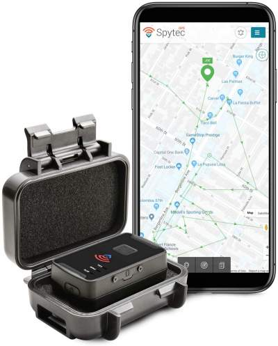 Spytec-M2-Waterproof-Magnetic-Case-and-GL300-Personal-Portable-Real-Time-Mini-GPS-Tracker-for-Cars-and-Vehicles