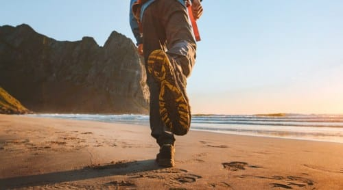 Best 6 Shoes For Walking On The Beach [2021]: With Affordable Price