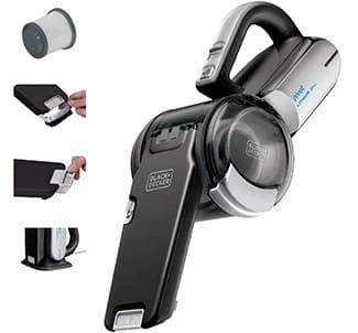 black+decker handheld vacuum cleaner
