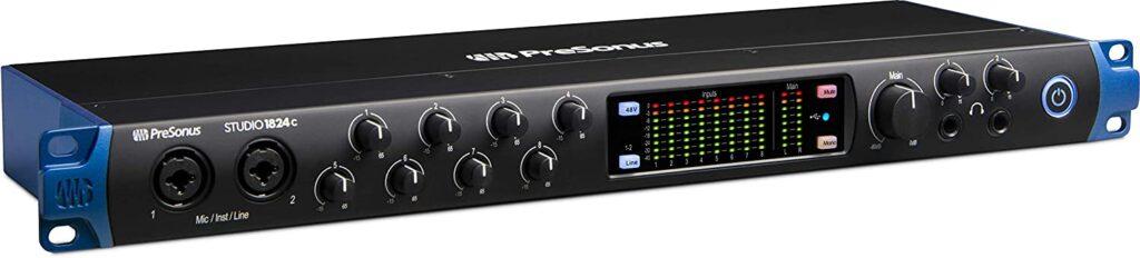 PreSonus Studio 1824c Audio Interface