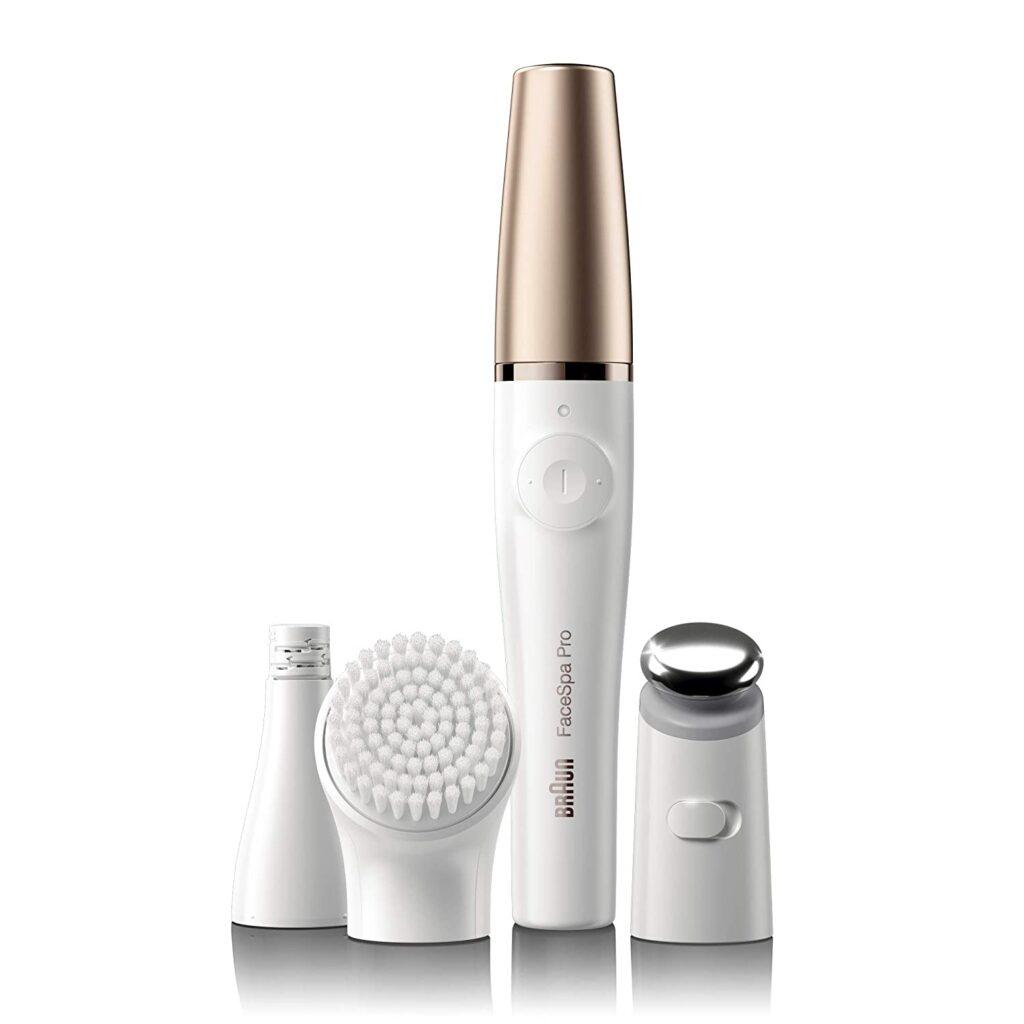Braun 911 Face Epilator & Facial Cleansing Brush