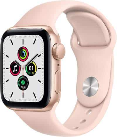 New Apple Watch SE