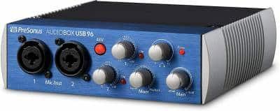 PreSonus AudioBox 96 2x2 Audio Interface