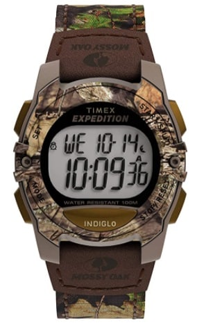 Timex x Mossy Oak Expedition Digital Smartwatch