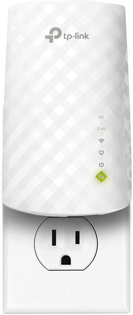 TP-Link AC750 WiFi Range Extender - Dual