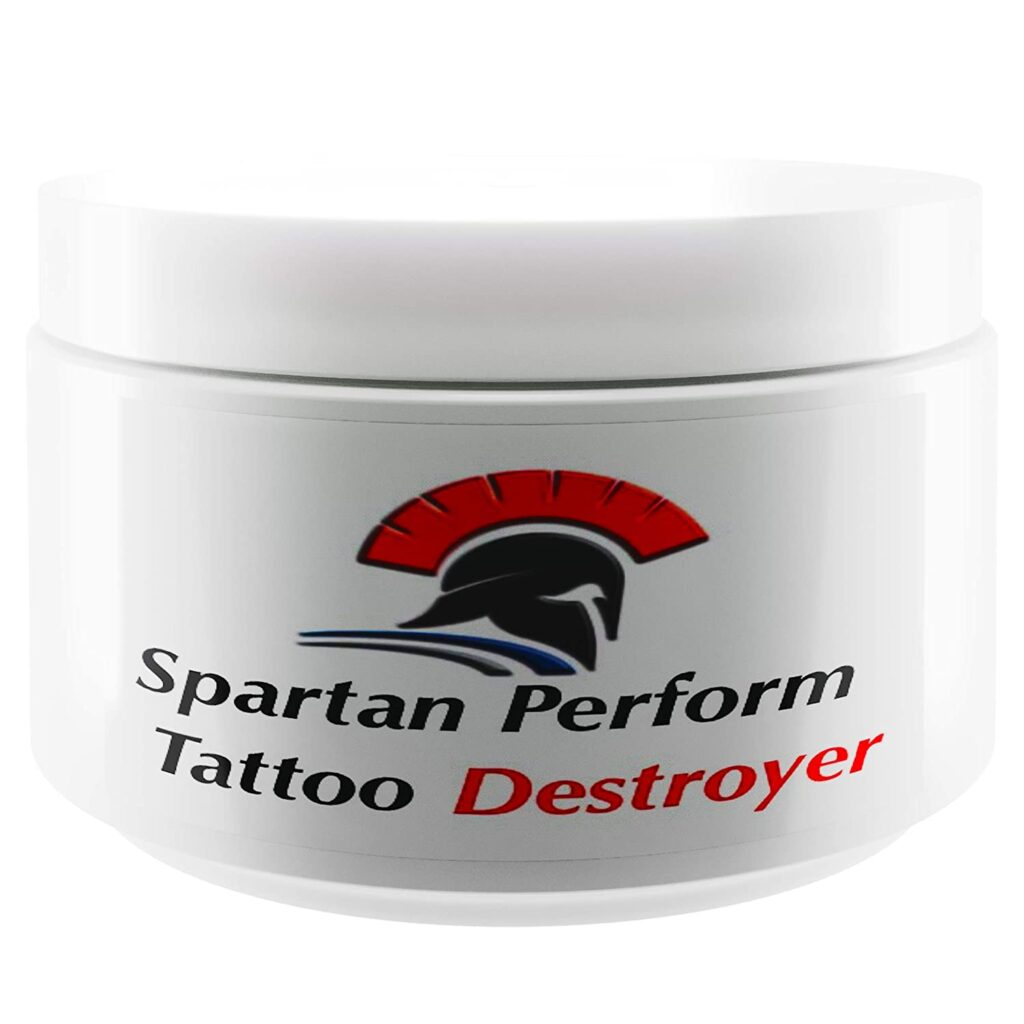 Tattoo Removal Cream Natural Fading system