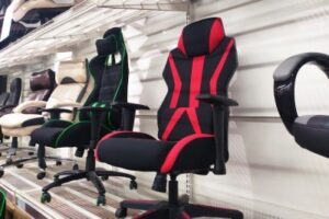 7 Gaming Chair With Speakers