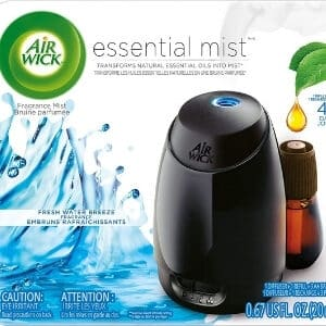air freshener to deodorize